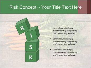 Organic Carrots PowerPoint Templates - Slide 81