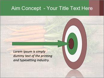 Organic Carrots PowerPoint Templates - Slide 83