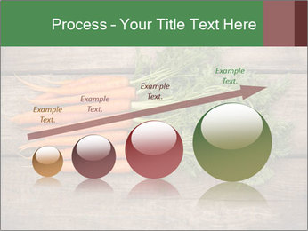 Organic Carrots PowerPoint Templates - Slide 87