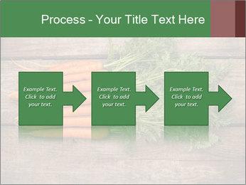 Organic Carrots PowerPoint Templates - Slide 88