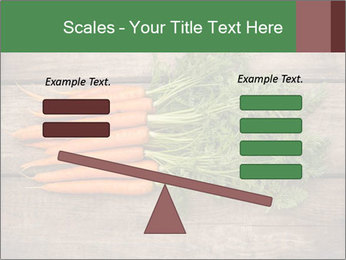 Organic Carrots PowerPoint Templates - Slide 89