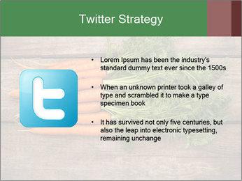 Organic Carrots PowerPoint Templates - Slide 9