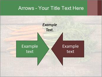Organic Carrots PowerPoint Templates - Slide 90