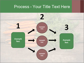 Organic Carrots PowerPoint Templates - Slide 92