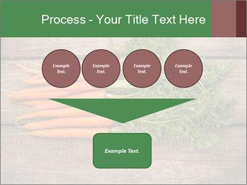 Organic Carrots PowerPoint Templates - Slide 93