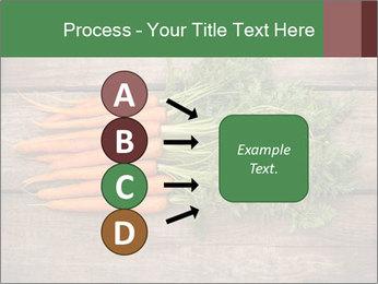 Organic Carrots PowerPoint Templates - Slide 94