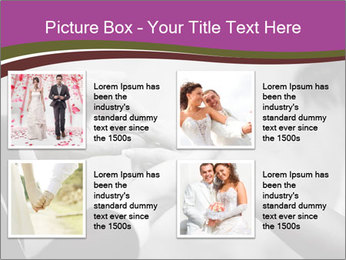 Wedding Celebration PowerPoint Templates - Slide 14