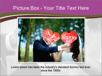 Wedding Celebration PowerPoint Templates - Slide 16