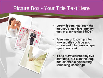 Wedding Celebration PowerPoint Templates - Slide 17