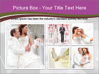 Wedding Celebration PowerPoint Templates - Slide 19