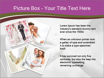 Wedding Celebration PowerPoint Templates - Slide 23