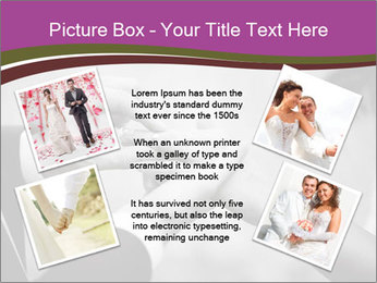 Wedding Celebration PowerPoint Templates - Slide 24