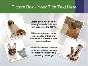 Black And White French Bulldog PowerPoint Templates - Slide 24