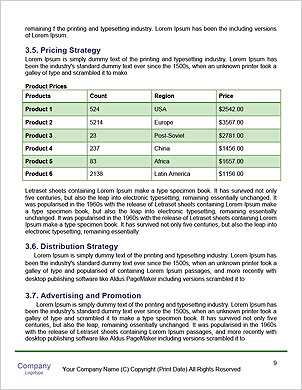 0000091023 Word Template - Page 9