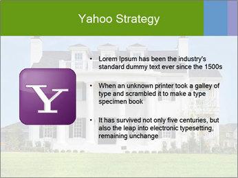 Huge White House PowerPoint Template - Slide 11