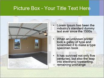 Huge White House PowerPoint Template - Slide 13