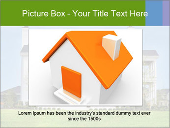 Huge White House PowerPoint Template - Slide 16