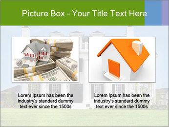 Huge White House PowerPoint Template - Slide 18