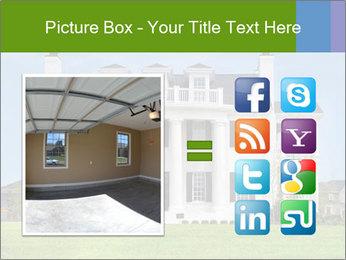 Huge White House PowerPoint Template - Slide 21