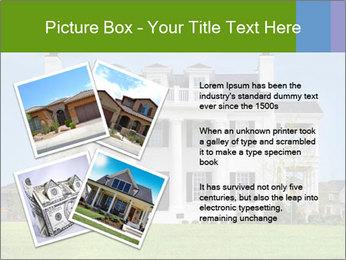 Huge White House PowerPoint Template - Slide 23