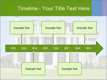 Huge White House PowerPoint Template - Slide 28