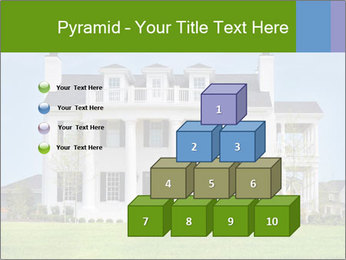 Huge White House PowerPoint Template - Slide 31