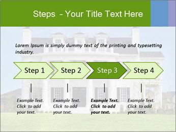 Huge White House PowerPoint Template - Slide 4