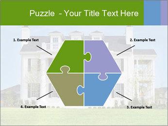 Huge White House PowerPoint Template - Slide 40