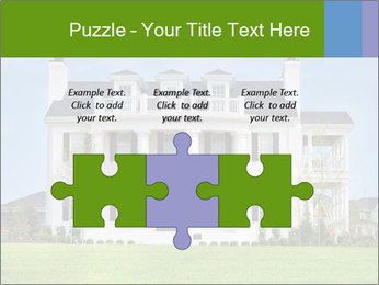 Huge White House PowerPoint Template - Slide 42