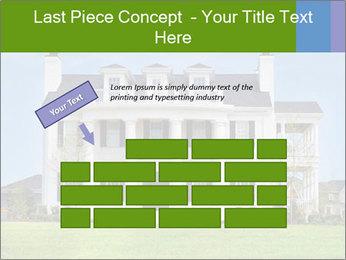 Huge White House PowerPoint Template - Slide 46