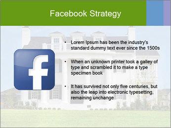 Huge White House PowerPoint Template - Slide 6