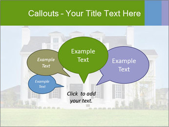 Huge White House PowerPoint Template - Slide 73