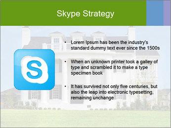Huge White House PowerPoint Template - Slide 8