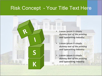 Huge White House PowerPoint Template - Slide 81