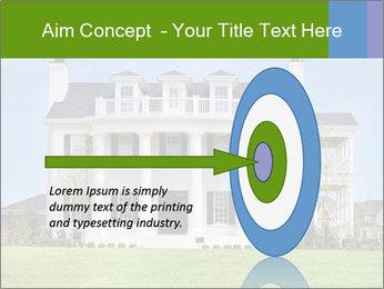 Huge White House PowerPoint Template - Slide 83