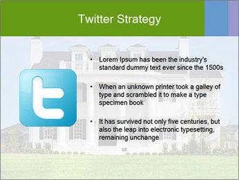 Huge White House PowerPoint Template - Slide 9