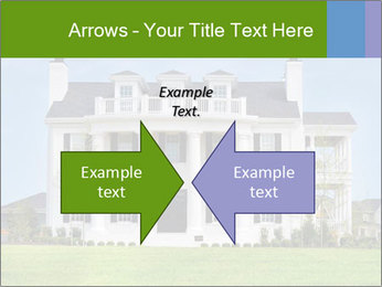 Huge White House PowerPoint Template - Slide 90