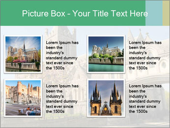 Historical Tower PowerPoint Template - Slide 14