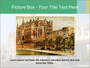 Historical Tower PowerPoint Template - Slide 15