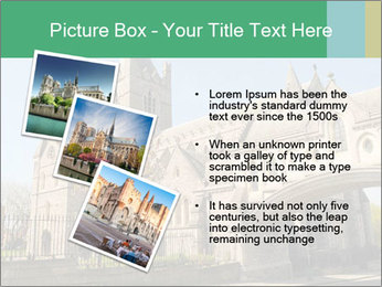 Historical Tower PowerPoint Template - Slide 17