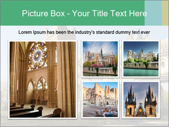 Historical Tower PowerPoint Template - Slide 19