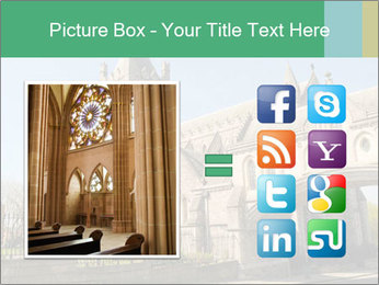 Historical Tower PowerPoint Template - Slide 21