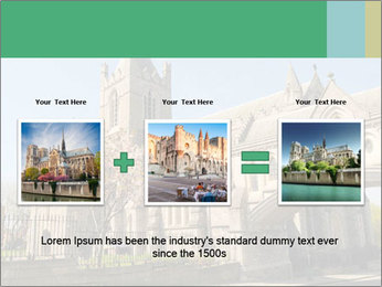 Historical Tower PowerPoint Template - Slide 22