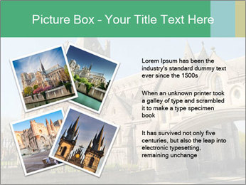 Historical Tower PowerPoint Template - Slide 23