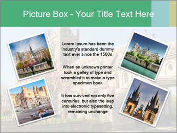 Historical Tower PowerPoint Template - Slide 24