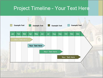 Historical Tower PowerPoint Template - Slide 25