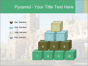 Historical Tower PowerPoint Template - Slide 31