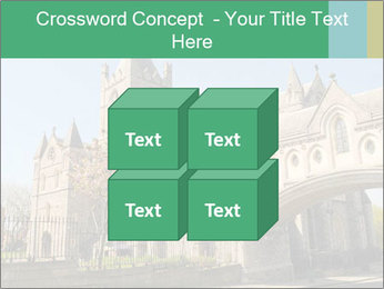 Historical Tower PowerPoint Template - Slide 39