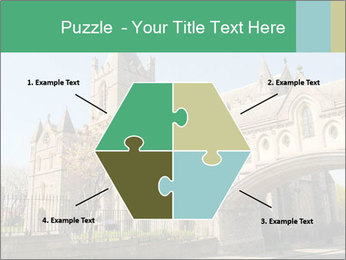 Historical Tower PowerPoint Template - Slide 40