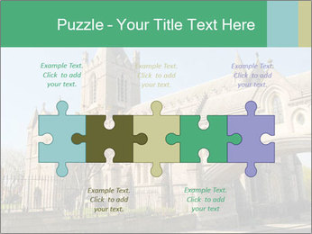 Historical Tower PowerPoint Template - Slide 41
